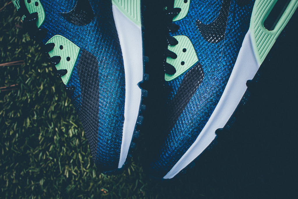 the best attitude 86836 b9794 Nike WMNS Air Max 90 HYP WC QS Release Date  06 13 15. Color  Teal Black-Vapor  Green-Black Price   130