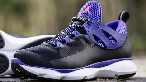 Jordan Flight Runner Black/Infrared 23-Dark Concord