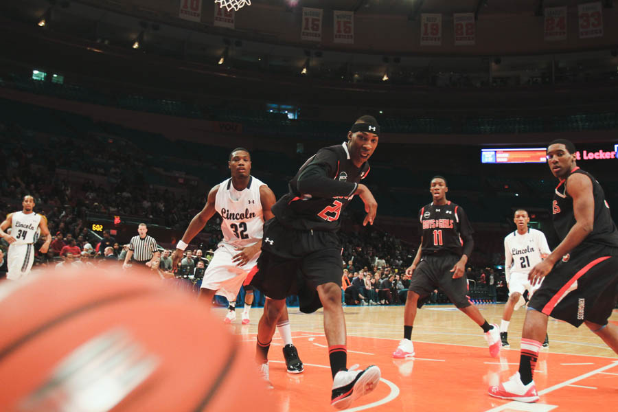 Under Armour: Boys & Girls vs. Lincoln High School PSAL Championship 2011