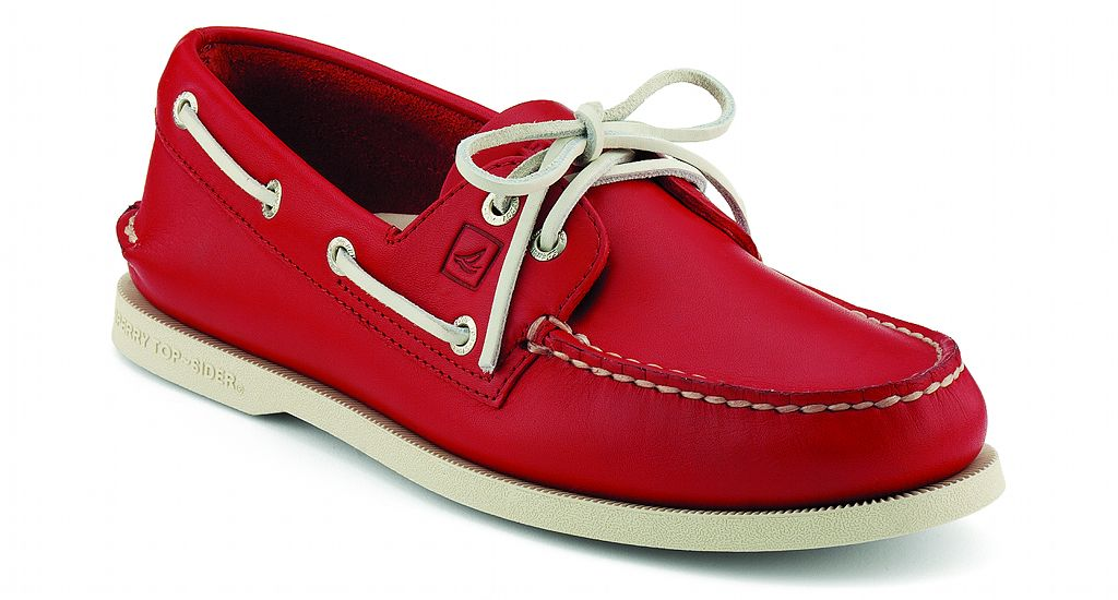 Sperry Top-Sider Color Pack Red