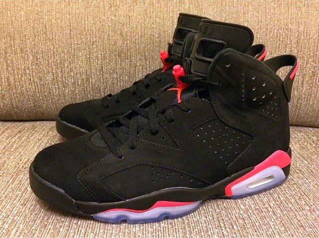 premium selection 3c61c 474b5 Air Jordan 6 Retro Black/Infrared 23 for Black Friday | Sole ...