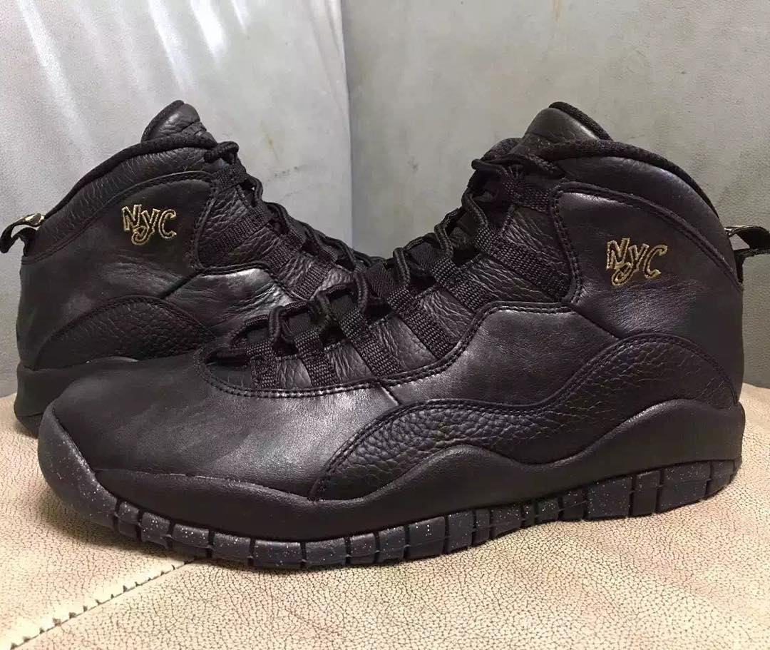 air jordan 10 black cat