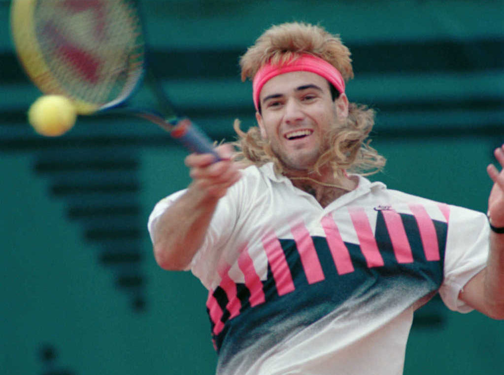 e322c323d11f Andre Agassi May Have Just Served Up the  French Open  Nike Air Tech ...