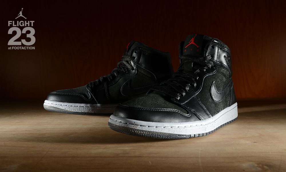 The Air Jordan 1 \