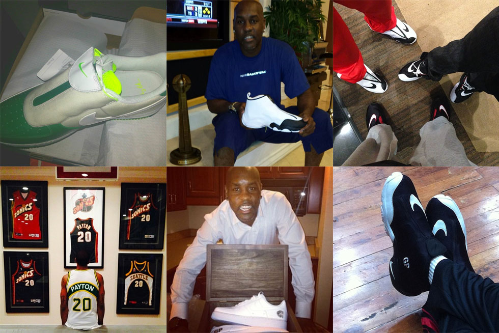 10 Retired Athletes You Should Be Following on Instagram: @garypayton_20