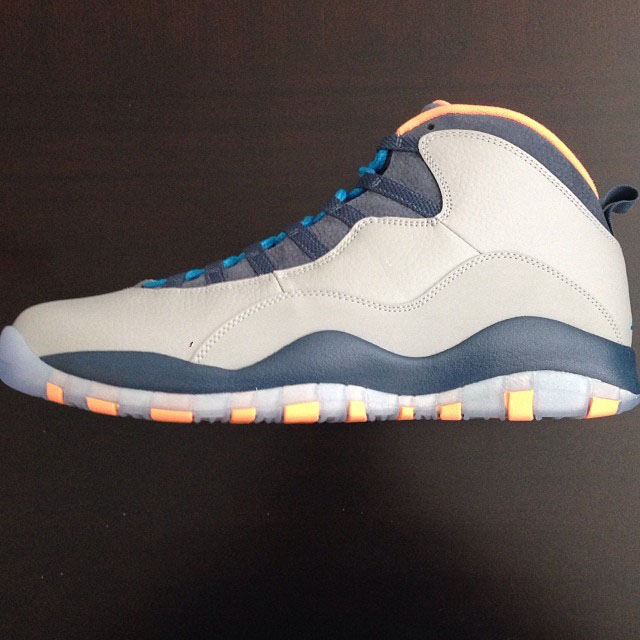 Fat Joe Picks Up Air Jordan 10 Bobcats