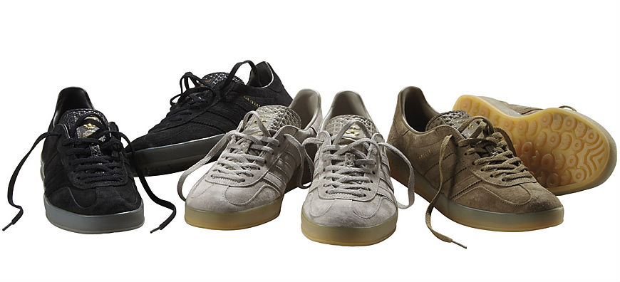adidas Originals Gazelle Indoor Pack Spring Summer 2013