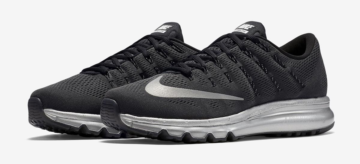 2016 Nike Air Max Silver