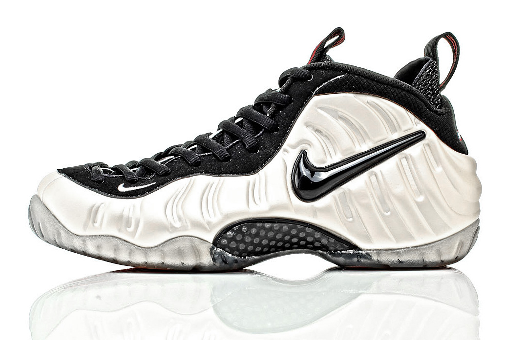 The History of Nike Foamposite Shoes