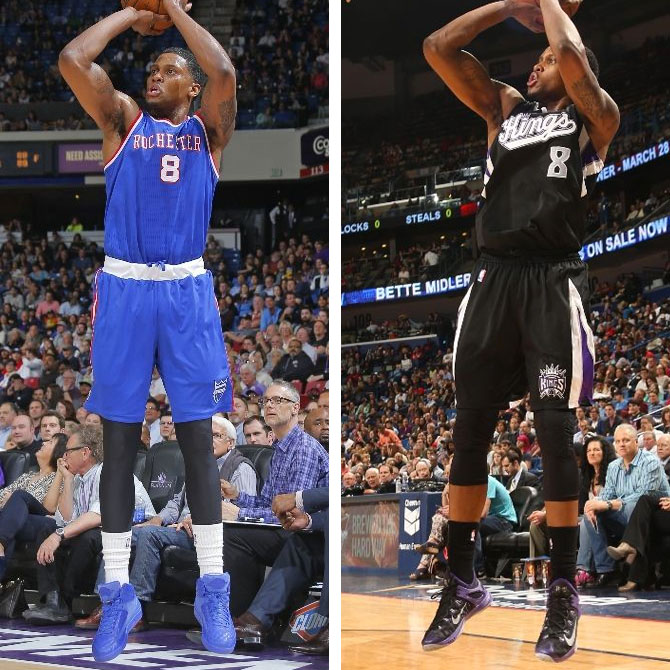 #SoleWatch NBA Power Ranking for March 29: Rudy Gay