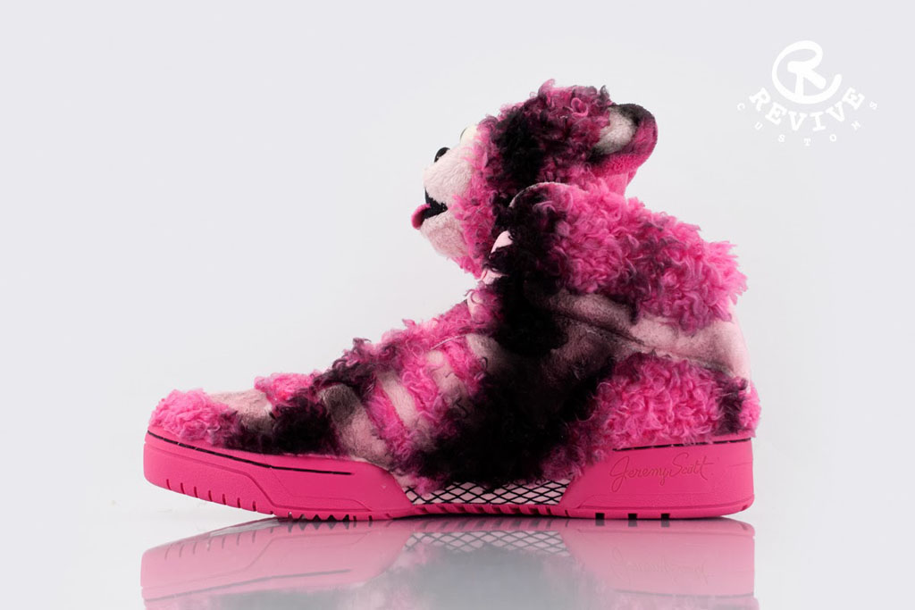 adidas Originals JS 'Bad BeAr' by Revive Customs (3)