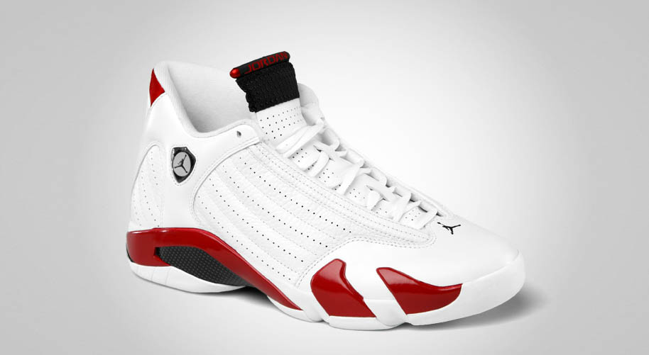competitive price 33ee3 30e1f Air Jordan 14 XIV Whited Red Release Date 487471-101 | Sole ...
