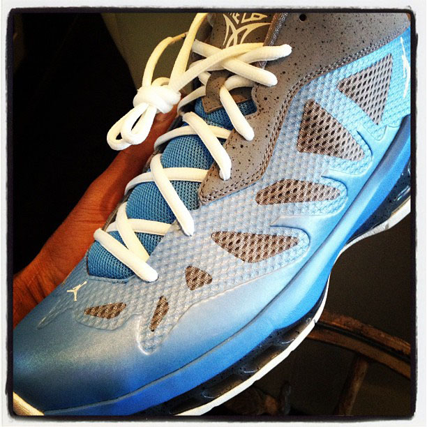 Jordan Melo M8 Advance Italian Icy