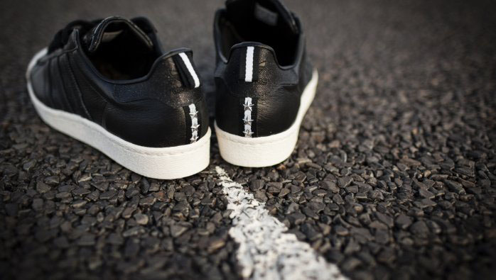 separation shoes 7eff9 6883b Vanquish x adidas Originals Superstar 80s (2)