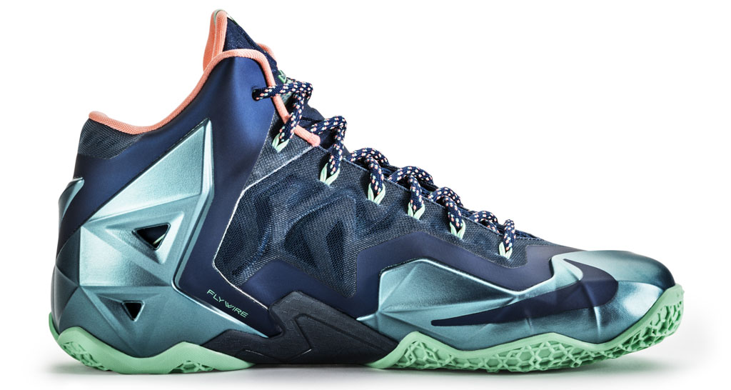 Nike LeBron 11 \u0026#39;Akron vs. Miami\u0026#39; // Official Photos \u0026amp; Release Date
