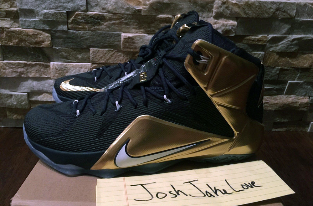 size 40 7677c ef229 Don't Forget About the Other 'Akron' Nike LeBron 12 | Sole ...