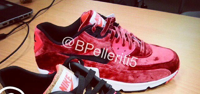Nike Air Max 90 Red Velvet
