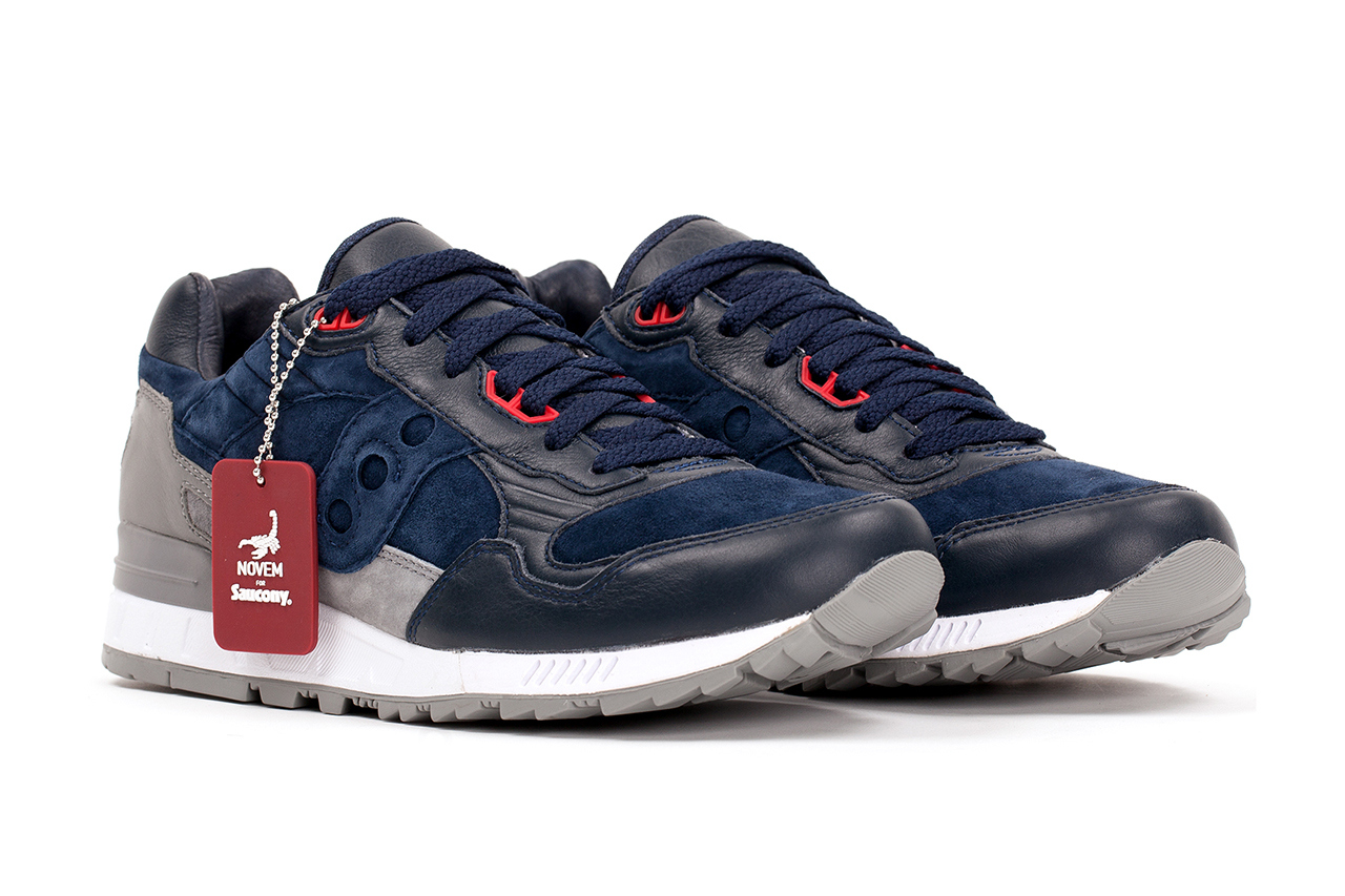 The Distinct Life x Saucony Shadow 5000 Novem