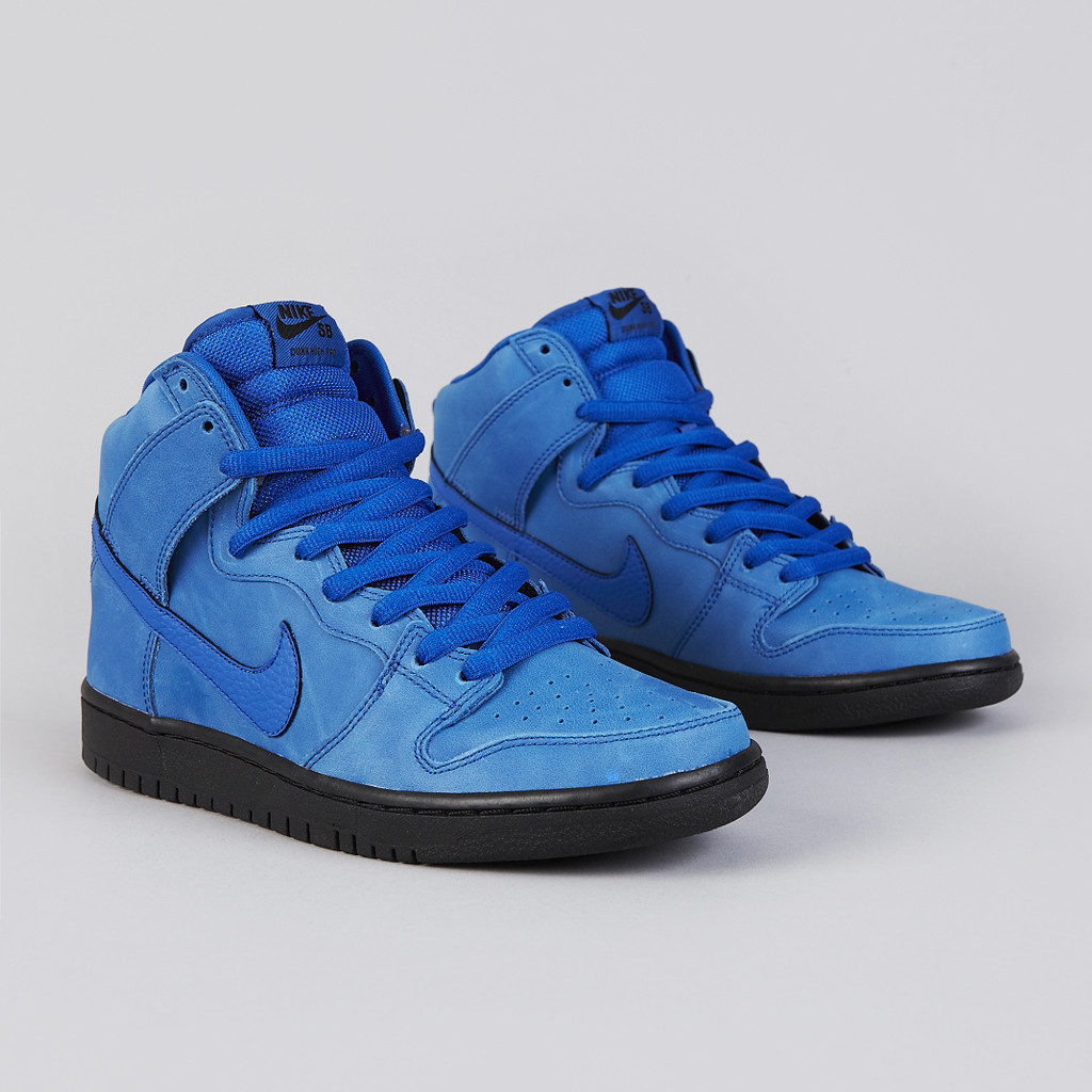 nike sb dunk high pro game royal sole collector. Black Bedroom Furniture Sets. Home Design Ideas