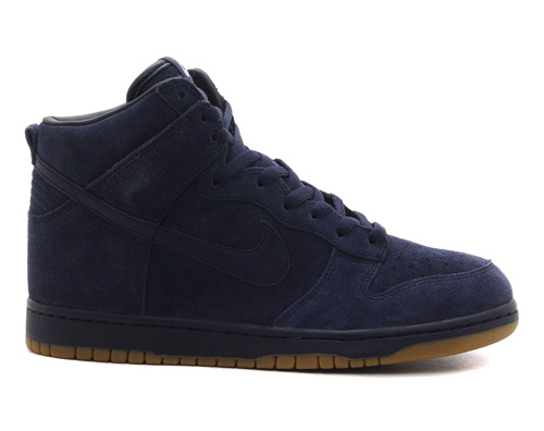 best sneakers e5539 bec76 The A.P.C. x Nike Dunk High 08 NRG QS in Obsidian  Obsidian is available  now online at Livestock.