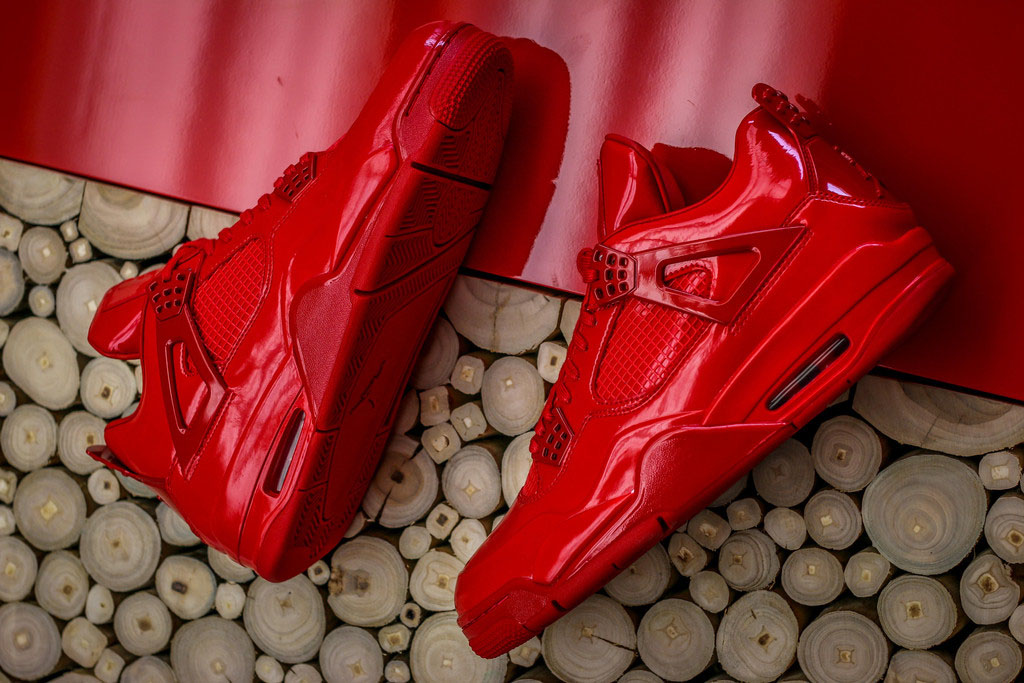 pretty nice 552e5 e42bb Air Jordan 11Lab4 Red 719864-600 (6)