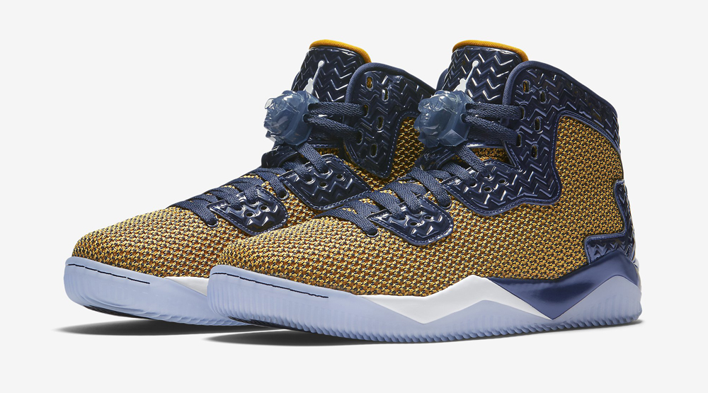 promo code 485f1 bfcaa More Air Jordan Spike Forty PE s for the new year.