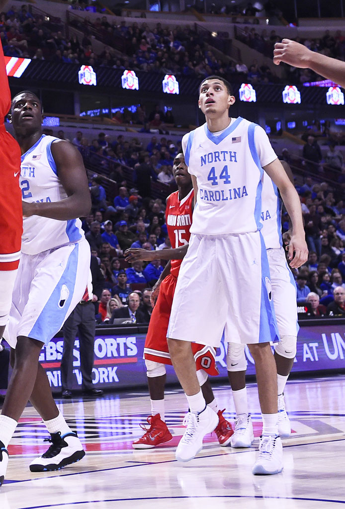 SoleWatch  North Carolina Basketball Team Wears the  Legend Blue ... 19ce6bbeb