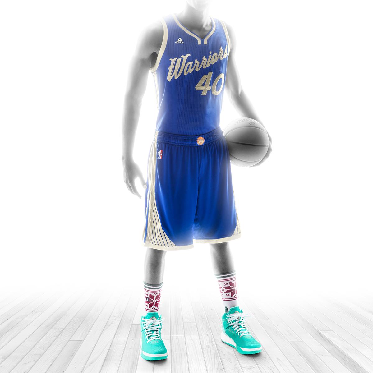 adidas Shows Off Christmas 2015 NBA Uniforms and Footwear  a095daab7