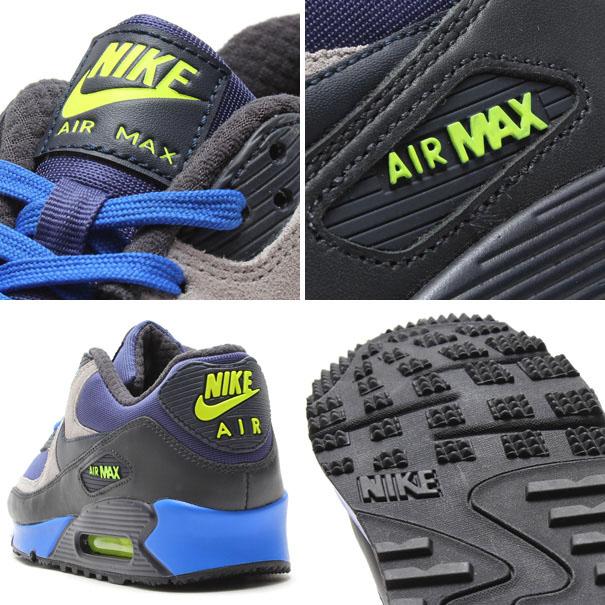 nike air max 90 winter premium blue recalled