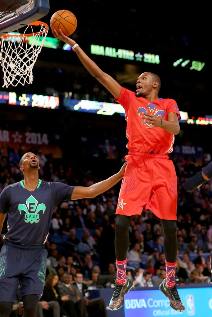 Kevin Durant All Star Game 2013 Sole Watch: 201...