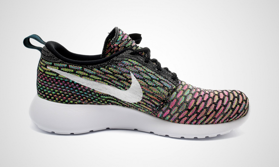 Roshe Run Flyknit Multicolor