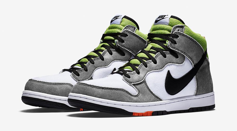 Nike Dunk Highs Aren't Dead
