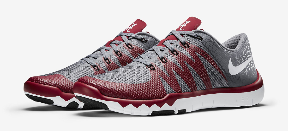 Nike Free TR 5 Alabama