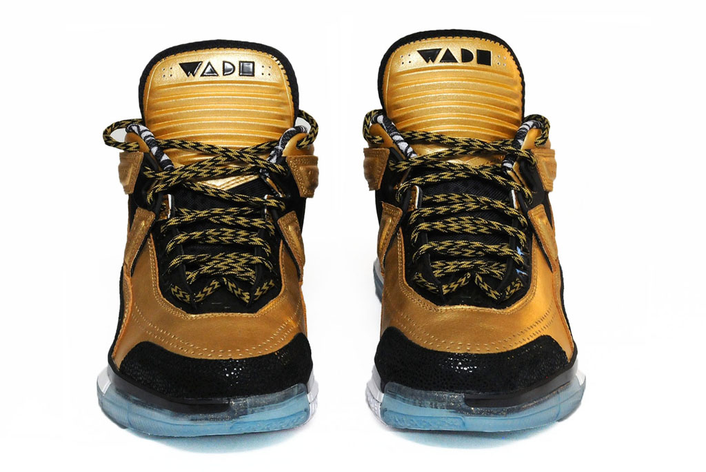 "Li-Ning Way of Wade Encore ""Gold Rush"" Launch At Sole Fly (4)"
