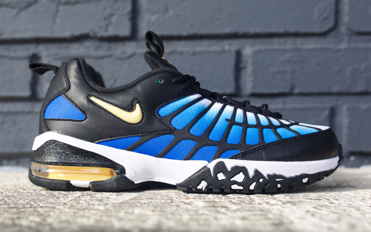 You Can Get the  Hyper Blue  Nike Air Max 120 Now  c47ebae7f