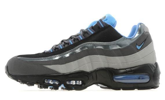 Nike Air Max 95 Collector Dark Gris/University Bleu Noir Sole Collector 95 743131