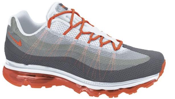 Nike Air Max '95 Dynamic Flywire White/Electro Orange-Dark Grey-Cool Grey