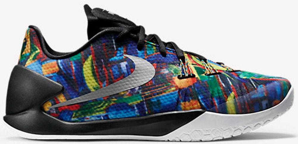Nike Hyperchase Premium NCS Multi-Color/Black-Reflect Silver