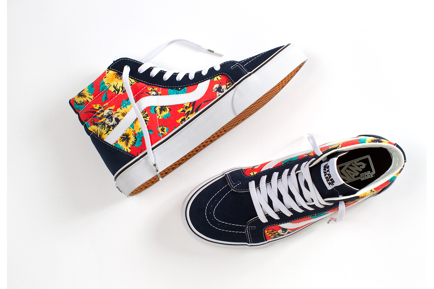 9e52f1963cebd6 Star Wars and Vans Use the Power of the Force for New Collection ...