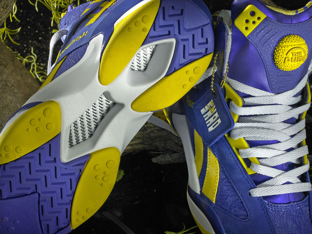 Reebok Shaq Attaq LSU Tigers (6)