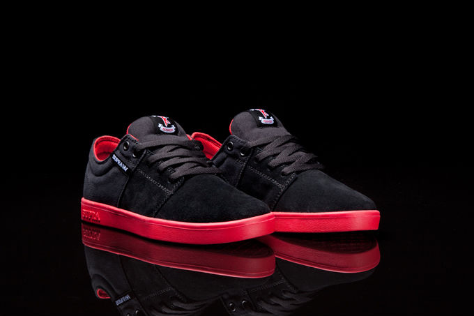 Supra Stacks Black Red (2)
