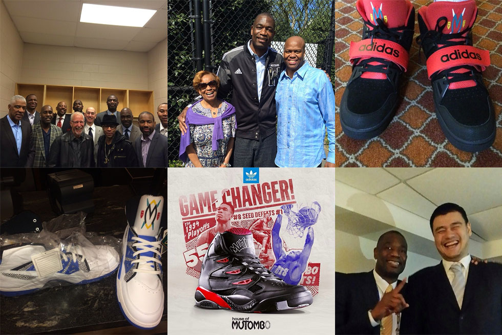 10 Retired Athletes You Should Be Following on Instagram: @dofficialmutombo