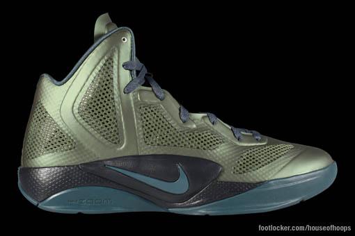 11171c1236ba1 Nike Zoom Hyperfuse 2011 - Andre Iguodala