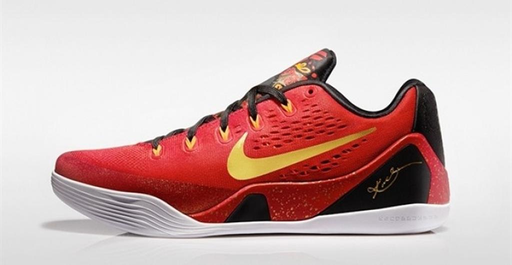 buy popular 2e3b0 75eca The  China  Nike Kobe 9 EM Premium hits nike.com as well as select Nike  Basketball retailers on Saturday, August 30 in limited fashion.