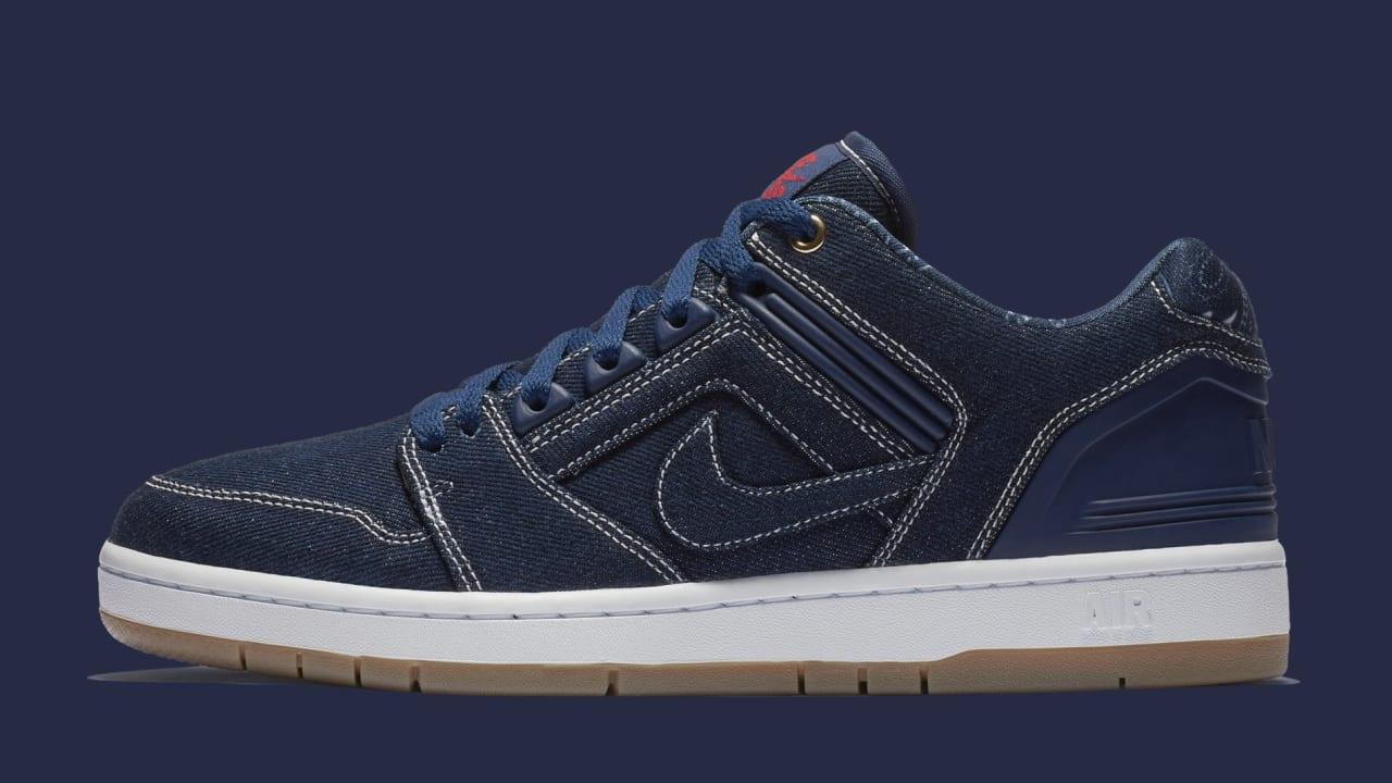 Nike Air Force 2 Low 2Pac Tupac 2018