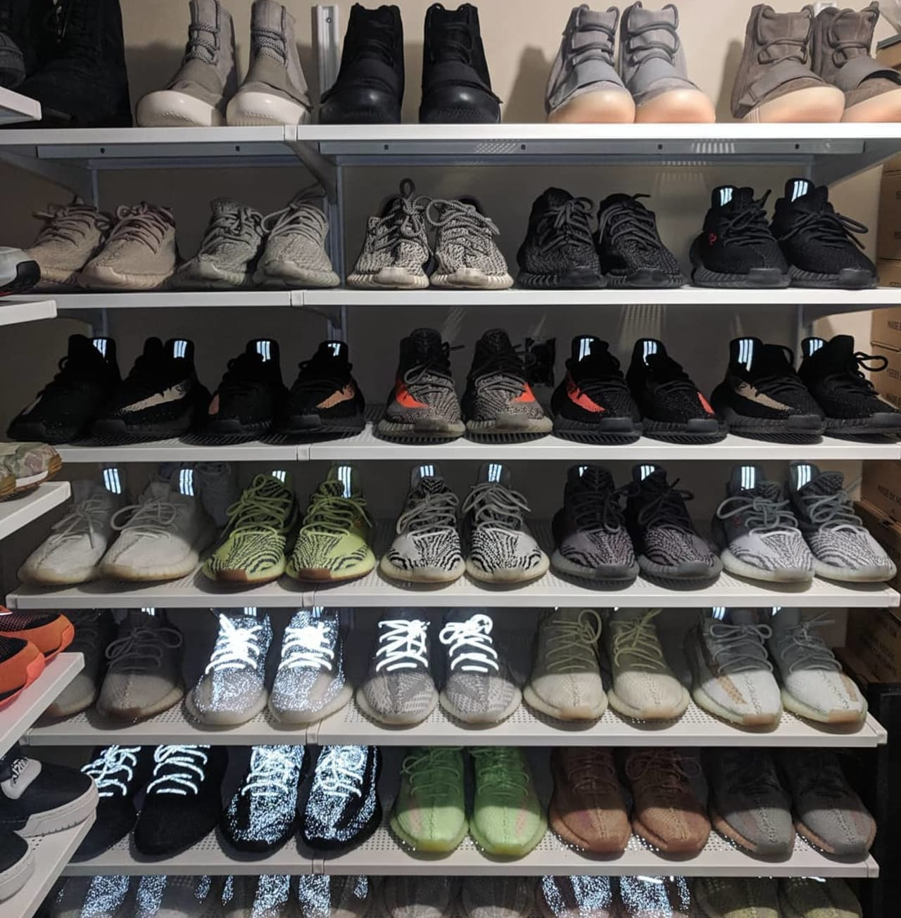 Adidas Isn't Selling As Many Yeezys As
