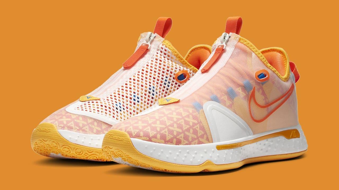 orange gatorade shoes