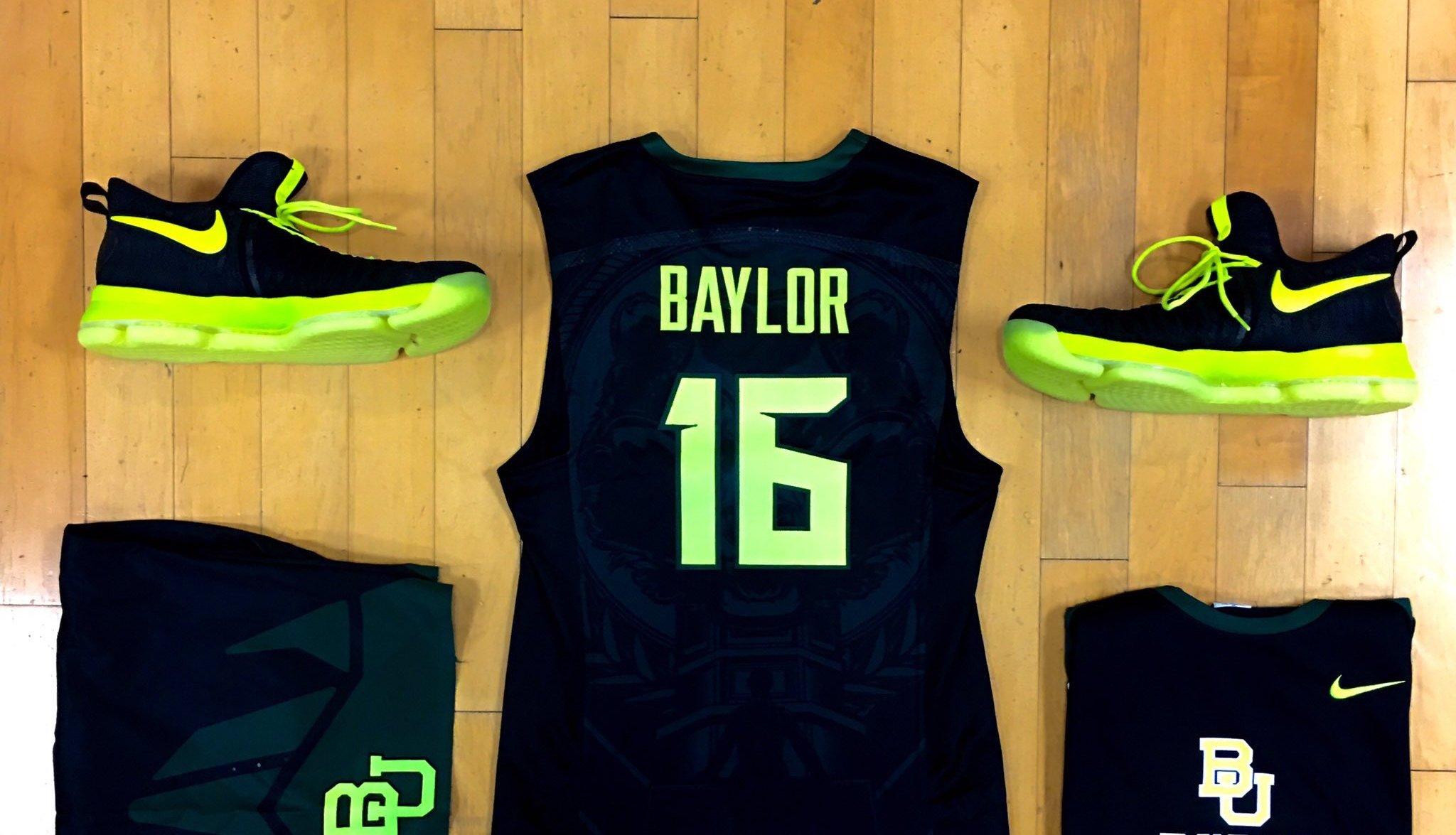 Baylor Bears Basketball Shoes