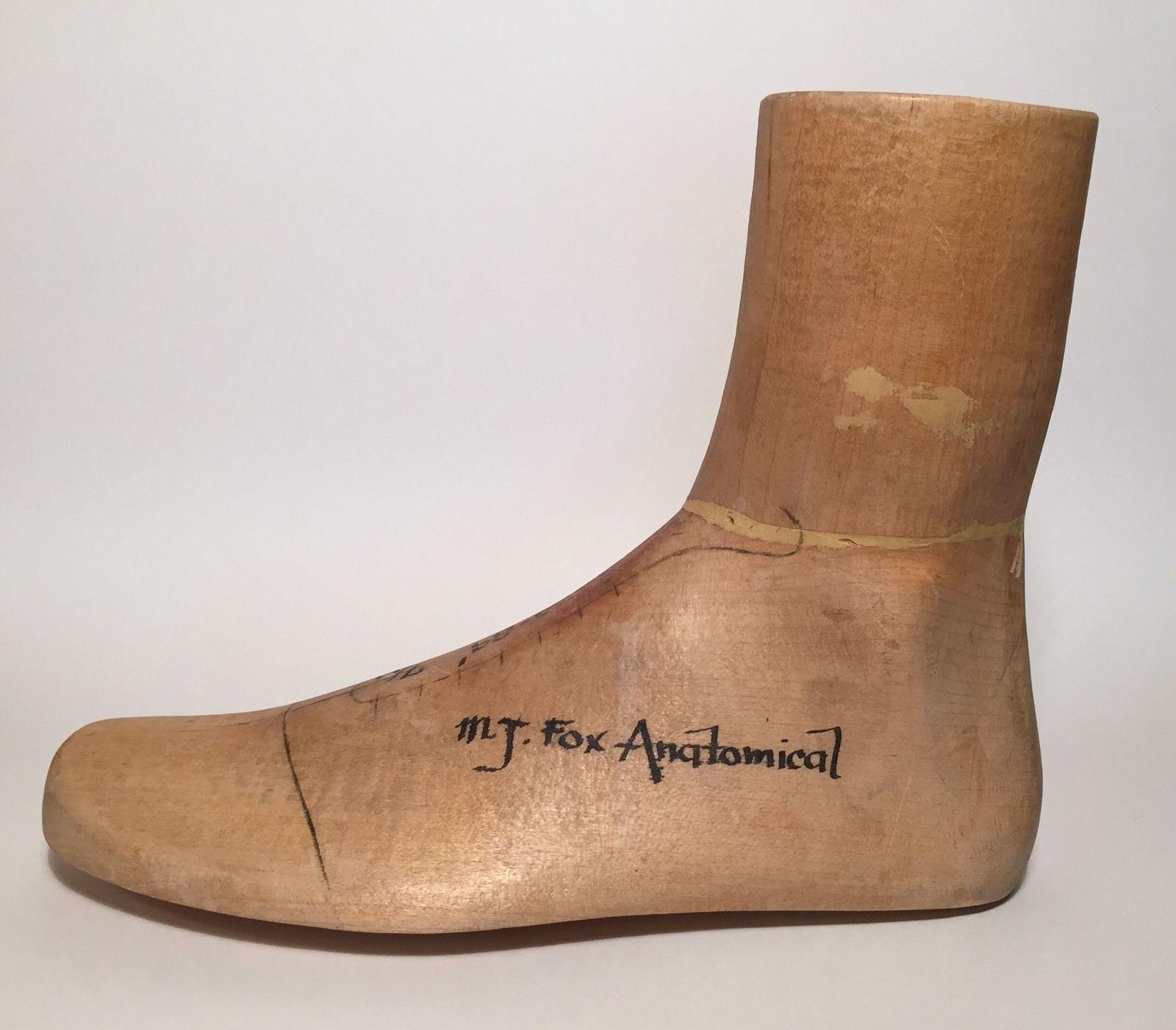 Michael J. Fox Nike Mag Shoe Last 1