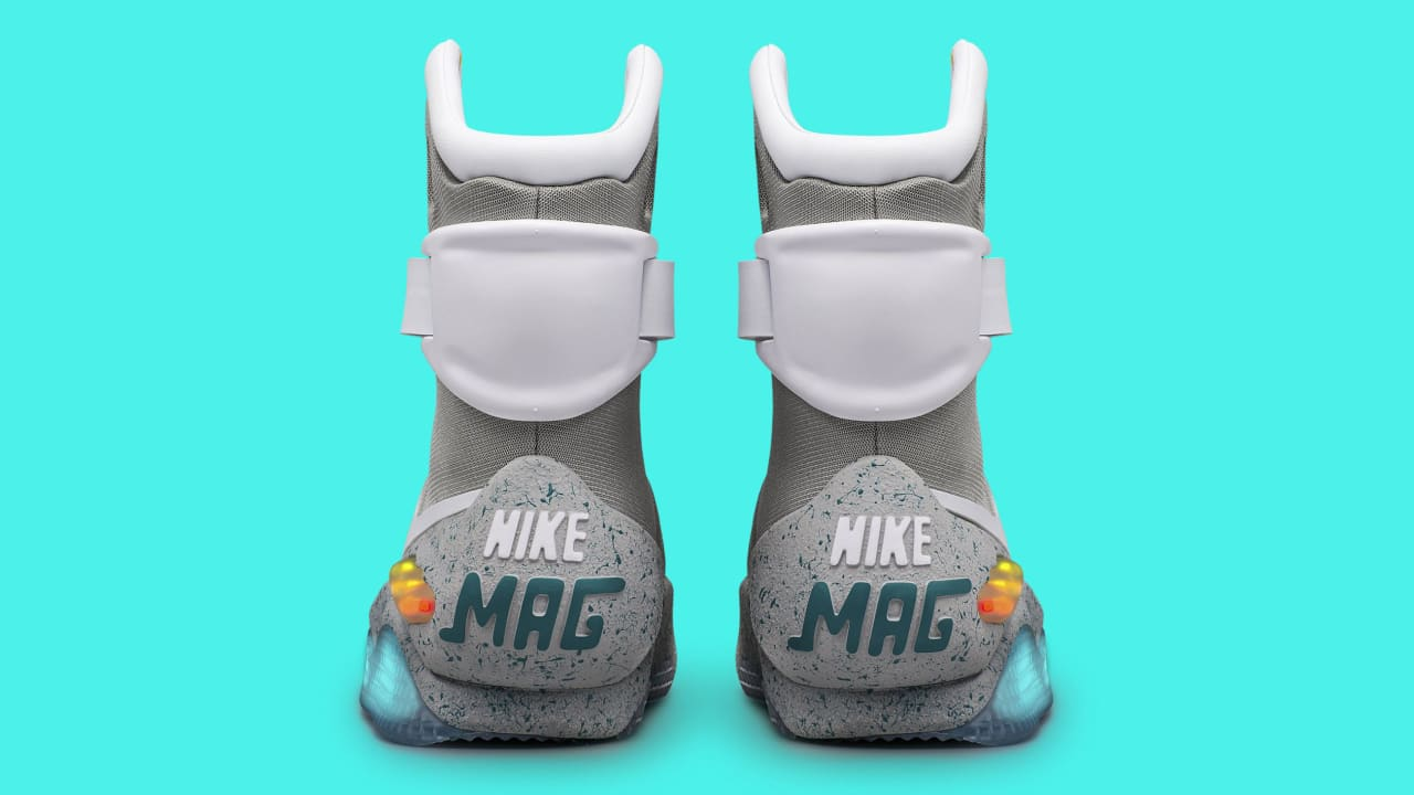 Nike Mag Back to the Future Sneakers